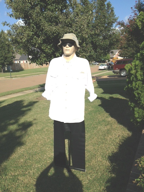 6 foot Tac-Man Gunner, Steinman Retriever Products